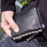 長財布だけではない人気のクロムハーツ財布