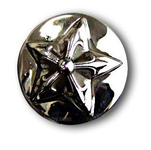 クロムハーツ ヘアアクセサリー スターモチーフのアップ画像