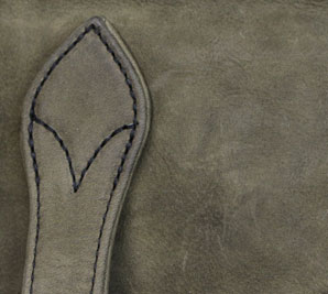 chrome hearts クロムハーツ ショルダーバッグ スナットパック