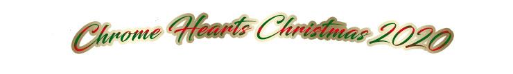 chrome hearts クロムハーツ 2020クリスマス特集ペンダント