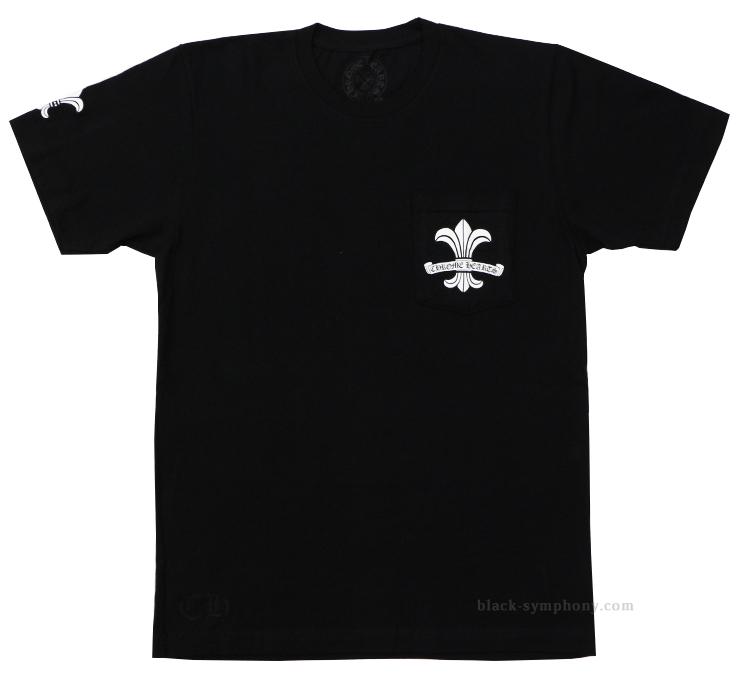 クロムハーツ Tシャツ CHフレア 正面