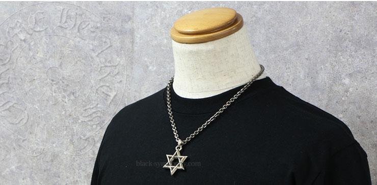 スターオブダビデ ラージの着用イメージ