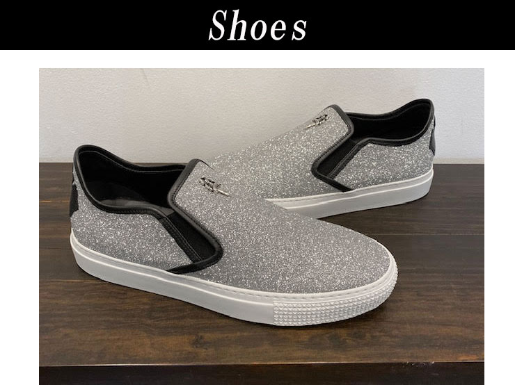 chrome hearts クロムハーツ 靴(シューズ) スリップオン