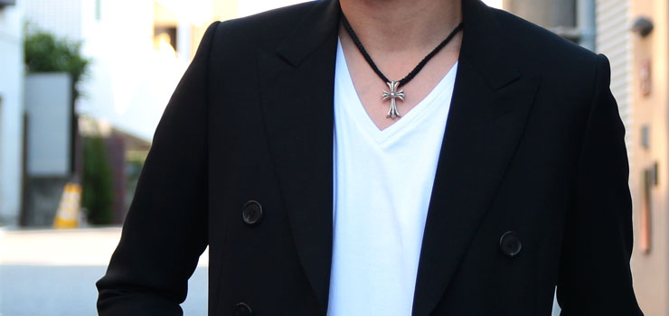 chrome hearts クロムハーツ メンズギフトにおすすめのネックレス